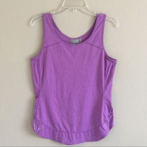 Athleta | Record Breaker Tank Purple Heathered